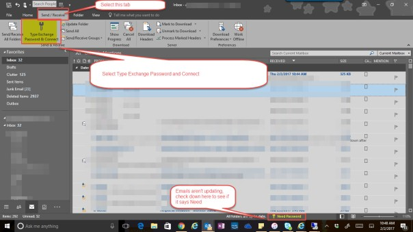 where-to-change-your-password-in-outlook